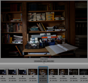 Adobe Bridge - George Rodger Archive